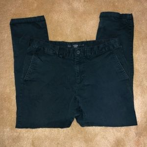 Old Navy Skinny Chinos size 34x30. Good used